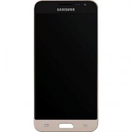 Ecran complet Gold pour Galaxy J3 2016