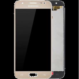 Ecran complet Gold pour Galaxy J3 2017