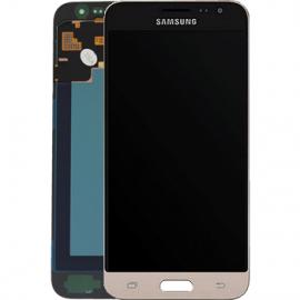 Ecran complet Gold pour Galaxy J3 2015