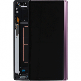 Ecran complet Mauve Original Samsung Galaxy Note 9