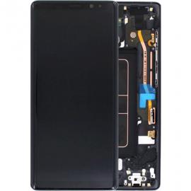 Ecran complet noir original Samsung Galaxy Note 8