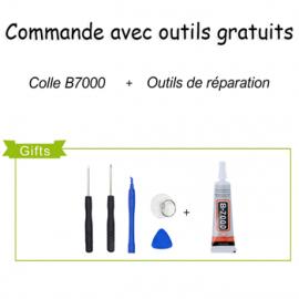 kit colle et outils pour la reparation