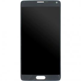 Vitre noire pour Galaxy Note 4
