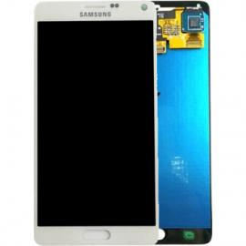 Ecran complet Blanc Original Samsung Galaxy Note 4