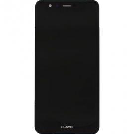 Ecran complet Noir pour Huawei P10 Lite