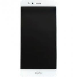 Ecran complet Blanc pour Huawei P10 Lite