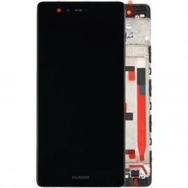 Ecran complet noir Original Huawei P9