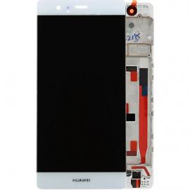 Ecran complet blanc Original Huawei P9