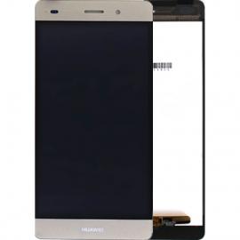 Ecran complet gold pour Huawei P8 Lite