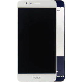 Ecran tactile blanc Huawei Honor 8