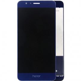 Ecran tactile bleu Huawei Honor 8