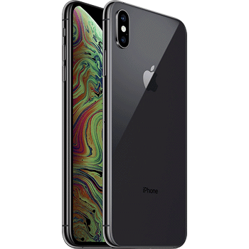 iPhone XS MAX gris sideral
