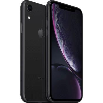 iPhone XR noir