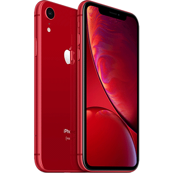 iPhone XR rouge (Product RED)