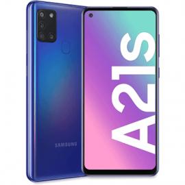 Galaxy A21S bleu