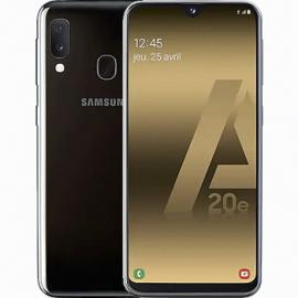 Galaxy A20E noir