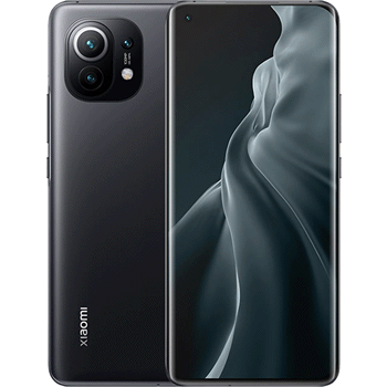 Xiaomi Mi 11 noir