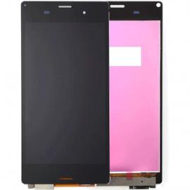 Ecran tactile noir pour Sony Xperia Z3