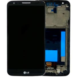 Ecran complet Noir Original LG G2