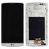 Ecran complet Blanc Original LG G3