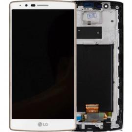 Ecran complet Blanc Original LG G4
