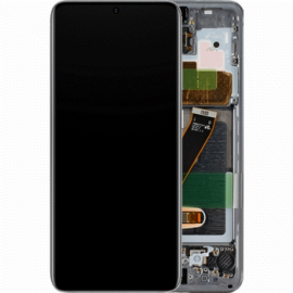 Ecran complet gris original Samsung Galaxy S20