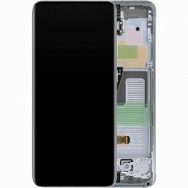 Ecran complet blanc original Samsung Galaxy S20