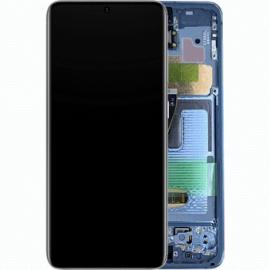 Ecran complet bleu original Samsung Galaxy S20