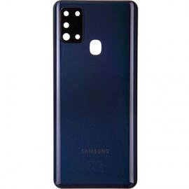 Coque arriere noire originale Samsung Galaxy A21s