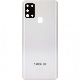 Coque arriere blanche originale Samsung Galaxy A21s