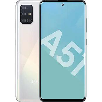 Galaxy A51 Blanc Prismatique