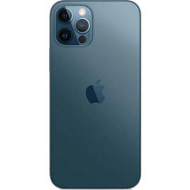 Vitre arrière bleue pour iPhone 12 Pro