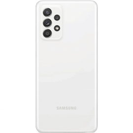 Coque arrière blanche originale Samsung Galaxy A52