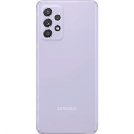 Coque arriere violet originale Samsung Galaxy A52