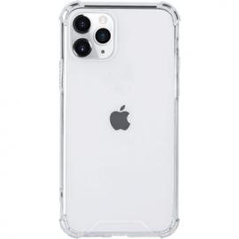 Coque en silicone transparent pour iPhone 11 Pro