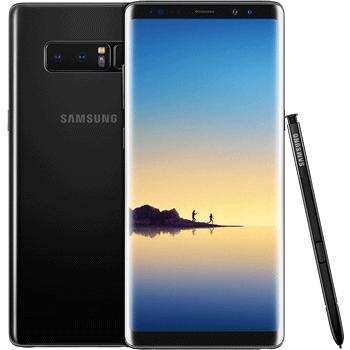 Galaxy Note 8 noir