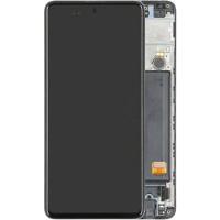Ecran LCD avec chassis pour Galaxy A51