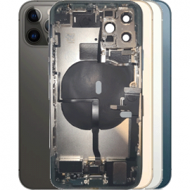 Coque arriere chassis pour iPhone 12 Pro