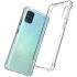 Coque en silicone transparent pour Galaxy A51