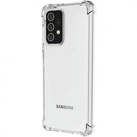 Coque en silicone transparent pour Galaxy A72