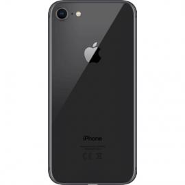 vitre arriere pour iPhone 8 noir