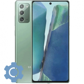 Reparation Samsung Galaxy Note 20
