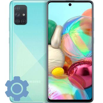 Reparation Samsung Galaxy A71