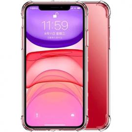Coque silicone transparent pour iPhone SE 2020