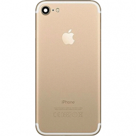 coque arriere iphone 7 gold