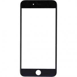 vitre noire iPhone 7 plus