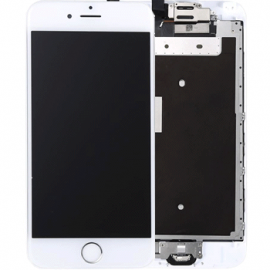 ecran blanc iPhone 6s assemble