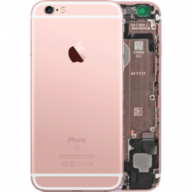 coque arriere chassis iphone 6s rose