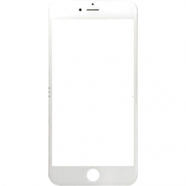 vitre iPhone 6s plus blanche