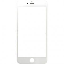 vitre avant pour iPhone 6 blanc